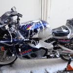 【バイクの話】メインテナンスの基本 バイクの洗車