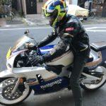 【バイクの話】 エンジンの回転数から仮想速度を計算する