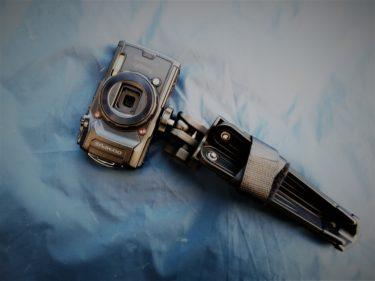 【小型携帯三脚】ULTRAPODⅡがサブの三脚としておすすめ